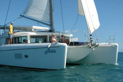 Charter Catamaran LAGOON 42 Key West