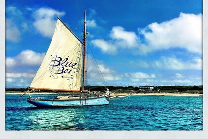 Miete Segelboot Custom Blue Bar Formentera