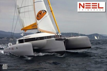 Rental Catamaran Neel 45 Cogolin