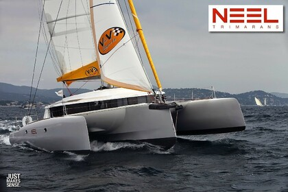 Location Catamaran Neel 45 Golfe de Saint-Tropez