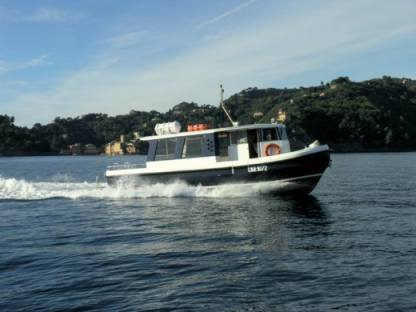 Rental Motorboat Pilotina 12M Santa Margherita Ligure