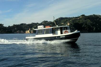 Hire Motorboat Pilotina 12m Santa Margherita Ligure