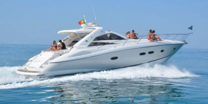 Rental Motorboat Sunseeker Portofino 53 Quarteira