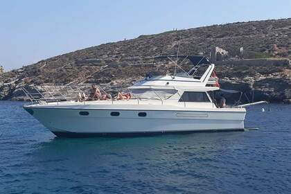 Rental Motorboat Princess Princess 415 Gozo