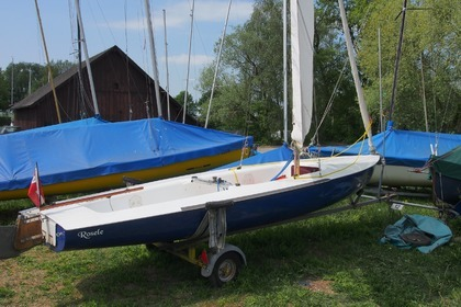 Rental Sailboat Mader Korsar Hard