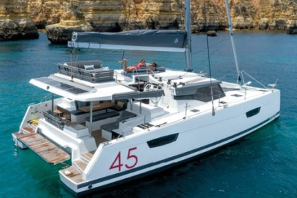 Location Catamaran Fountaine Pajot Elba 45 Hyères