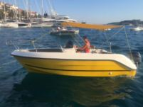 Marinello 60Hp in Hvar for rental