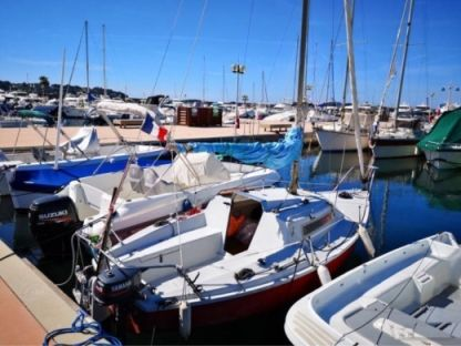 Rental Sailboat Edel Edel 5 Juan les Pins