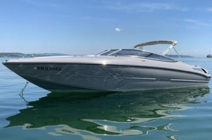 Rental Motorboat Stingray 225 Sx Konstanz