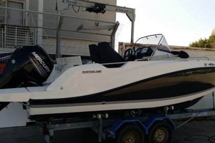 Rental Motorboat Quicksilver Activ 605 Open Ibiza