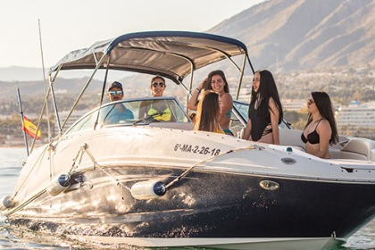 Аренда Моторная яхта Sea Ray 260 SD Марбелья