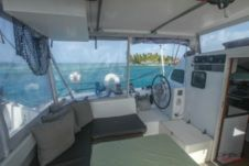 Catamaran Outremer 55 Std for hire