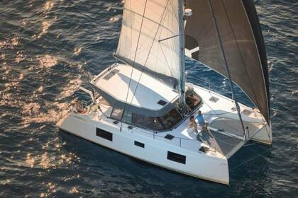 Hire Catamaran NAUTITECH 40 OPEN N°2 Cogolin