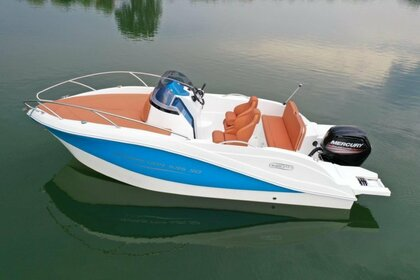 Charter Motorboat Barracuda 595 SD Rab