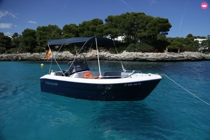 Hire Motorboat Pegazus 460 Cala d'Or