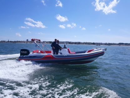Location Semi-rigide Mv Marine Mv 25 Gt Sport Arcachon