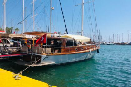 Hire Sailboat Gulet AynkaKic Bodrum