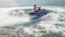 Rental jet ski in Trogir