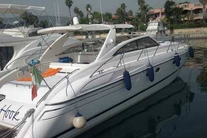 Hire Motorboat Princess V55 Rome