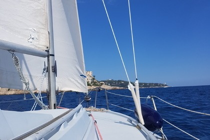 Rental Sailboat Edel 6 Nice