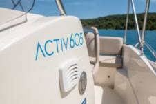 Motorboat Quicksilver Activ 605 Open for hire