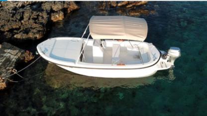 Charter Motorboat Betina 30Hp Hvar