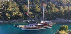 Gulet Elpis in Göcek for hire