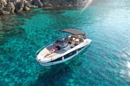 Miete Motorboot Quicksliver 755 Sundeck (2018) Menorca