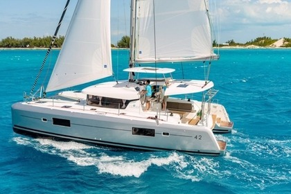Rental Catamaran LAGOON 42 Fort Lauderdale