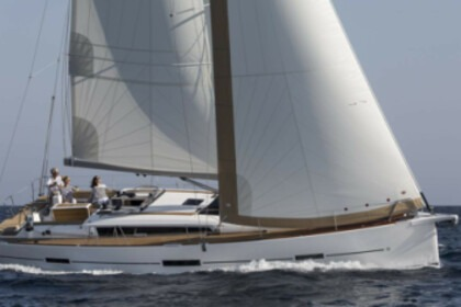 Hire Sailboat Dufour Yachts Dufour 460 GL Adventure with A/C Saint Thomas