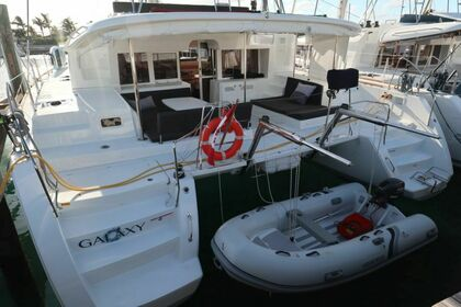 Rental Catamaran Lagoon Lagoon 450 with A/C Nassau