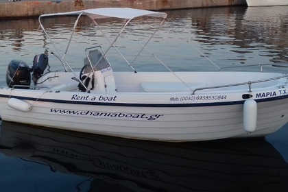 Rental Motorboat Mare 550 Maria Chania