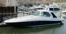 Motorboat Sea Ray 52 for hire