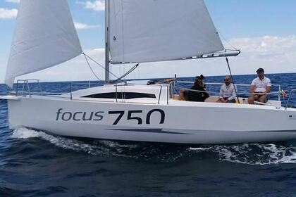 Rental Sailboat Sobusiak Yacht Yard Focus 750 Performance Gallipoli
