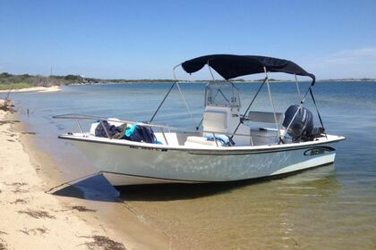 Charter Motorboat Edgewater 16' Center Console Nantucket