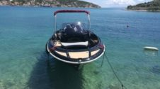 Remus 620  Black Line in Trogir for hire