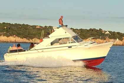 Miete Motorboot CHRIS CRAFT 31 COMMANDER SPORT EXPRESS Palau