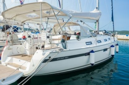 Rental Sailboat Bavaria 40S Barcelona