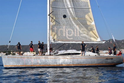 Rental Sailboat Comar Comet 52 Carloforte