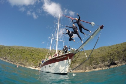 Hire Sailboat Custom Built 57 ft  Ketch Whitsundays