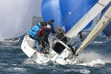 Rental Sailboat J Boat J80 Deauville