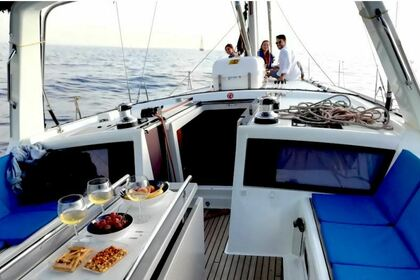 Hire Sailboat Beneteau Oceanis 48 Barcelona