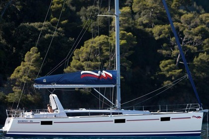Rental Sailboat Moorings 48.4 Corfu