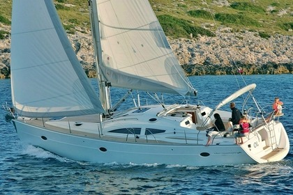 Hire Sailboat Elan 434 Impression (44 ft) Afternoon Trip to Dia island + Romantic Sunset Heraklion