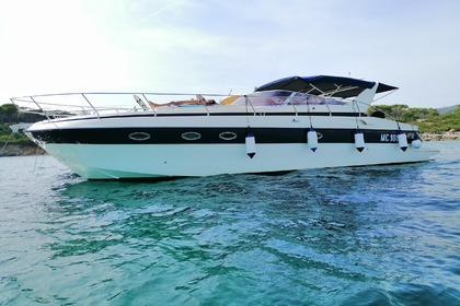 Hire Motorboat Ilver Mirable 41 Alghero