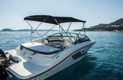 Charter Motorboat Sea Ray 19 Spx Rab
