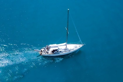 Rental Sailboat Canaletti Motorsailer 12mt Gaeta