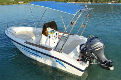 Charter Motorboat Gs Nautica Open 470 Chalkidiki