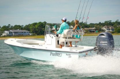 Rental Motorboat Parker Center Console 18 Old Saybrook