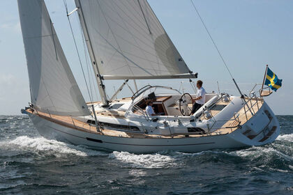 Charter Sailboat GRAND SOLEIL 45 Gothenburg